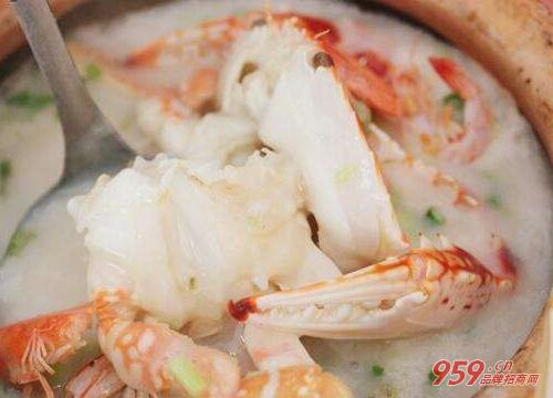 潮汕砂锅粥
