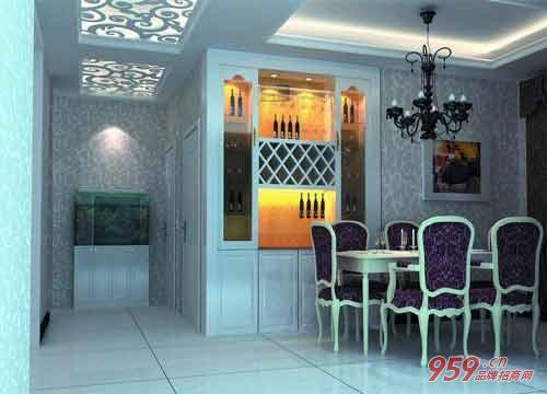 新型建材加盟哪个品牌好?美屋定制养生墙饰产品特色突出