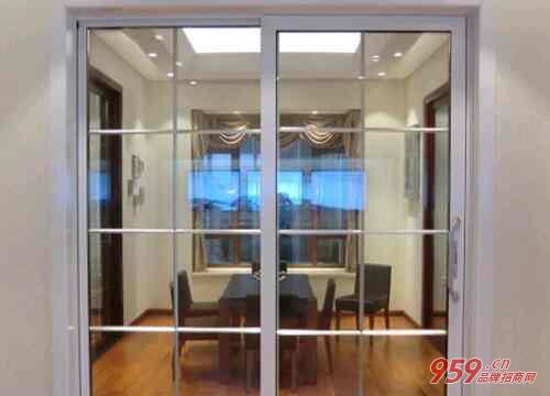 在上海开家皇派门窗连锁店赚钱吗?