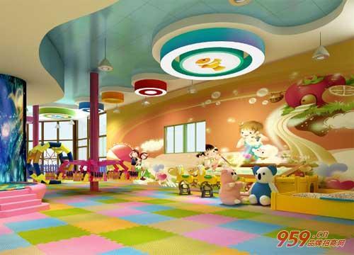 开家室内儿童乐园怎么样?妙妙城堡儿童成长乐园无数种创造性的玩儿法