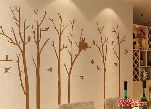 最新墙体装饰材料哪个利润高?