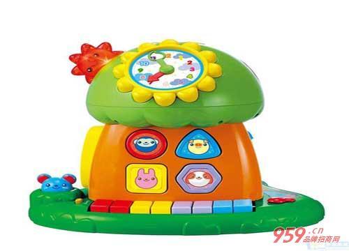 广东澳贝玩具加盟支持有哪些?加盟支持多吗?