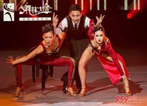 加盟舞林大会舞蹈培训要多少钱?