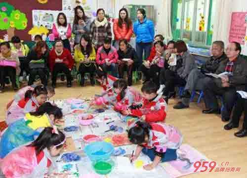 幼儿教育加盟项目市场发展潜力大吗?