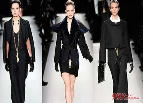 时尚女装加盟品牌哪家好?圣罗兰女装实力强劲