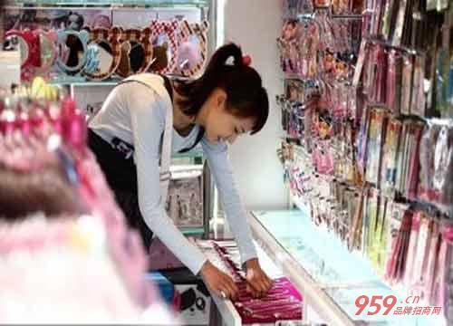开七色花饰品店怎么样?开广州七色花饰品店赚钱吗?