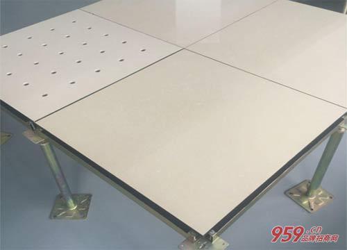 投资陶瓷防静电地板怎么样?投资市场发展广吗?