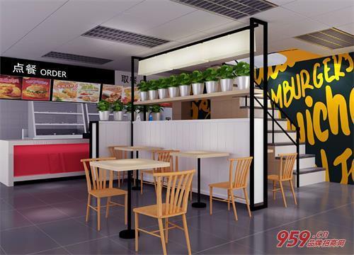 汉堡小吃加盟肯迪乐汉堡 成就属于自己的美味财富事业