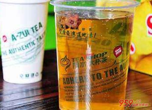 阿水大杯茶