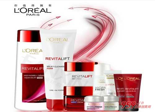 代理欧莱雅护肤品有市场吗?欧莱雅代理条件有哪些?