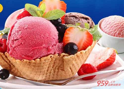 投资梦雪冰城意式冰淇淋怎么样?让消费者一见倾心