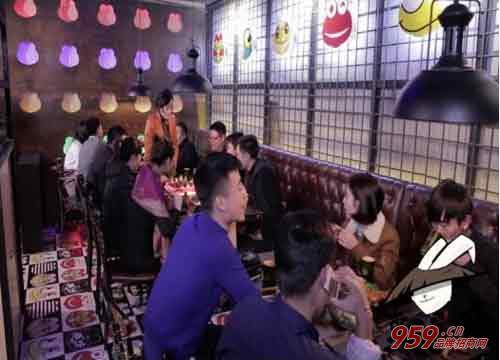 开兔入江湖主题餐厅需要多少钱?