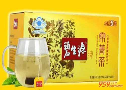 碧生源常菁茶能减肥吗?代理碧生源常菁茶市场大吗?