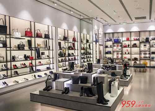 时尚女鞋店