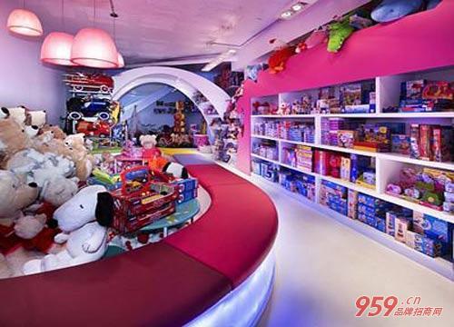 卡酷玩具店加盟