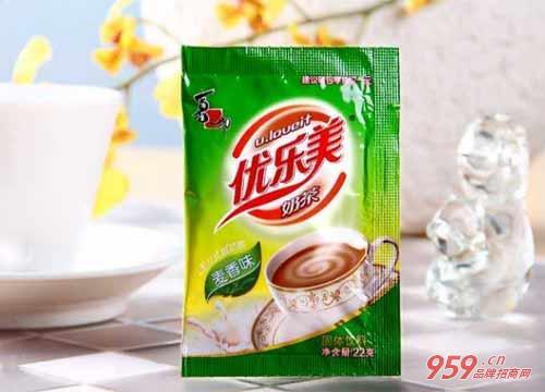 代理优乐美奶茶