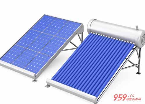 加盟桑乐太阳能热水器 为您开启致富好钱途!