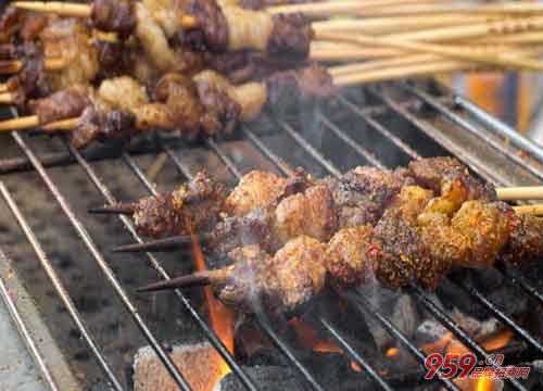 北京烤串加盟
