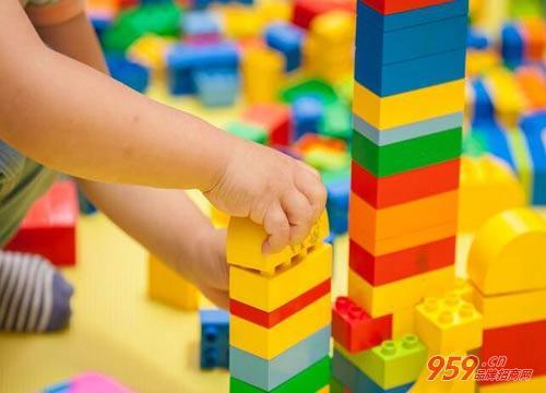 儿童益智玩具加盟店