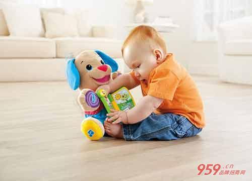 玩具加盟10大品牌