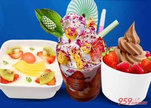 开梦雪冰城意式冰淇淋店怎么样?市场大 前景好!