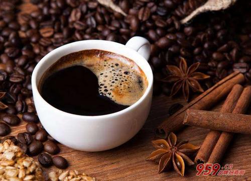 开咖啡加盟店