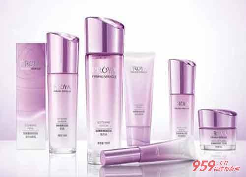 珀莱雅化妆品加盟优势