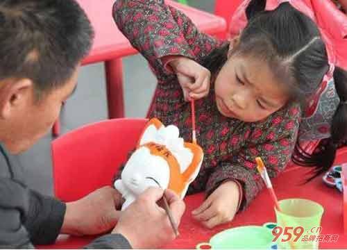 儿童创业项目有哪些?小画家石膏像彩绘涂鸦实力品牌值得推荐!