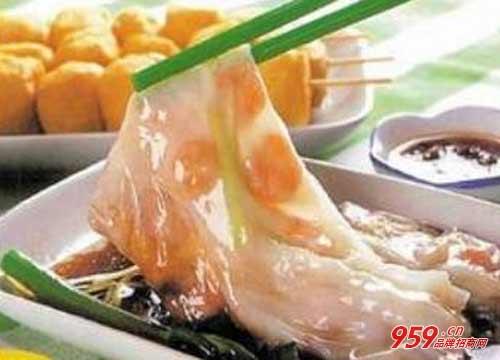 银记肠粉店加盟官网 广州银记肠粉加盟条件有