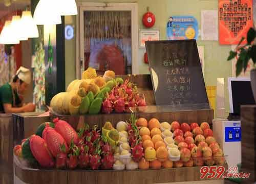 开一家水果店