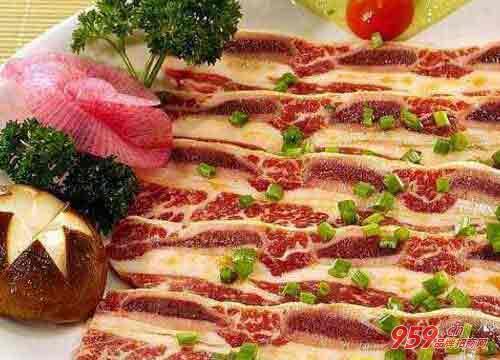加盟京成一品韩式烤肉店需要多少钱?加盟条件是什么?