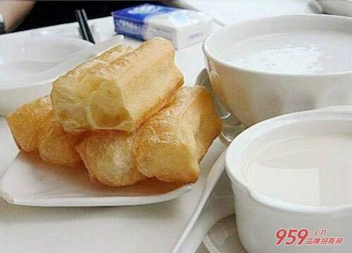 北京油条豆汁