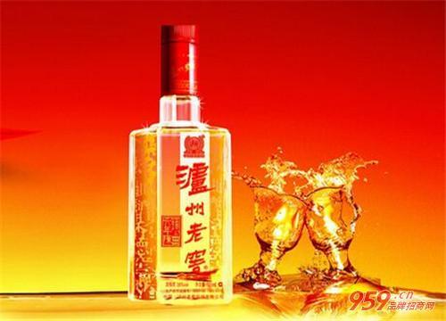 泸州老窖白酒代理
