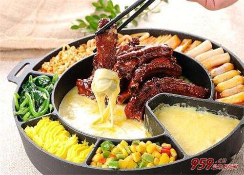 米萨德芝士炸鸡火锅加盟店