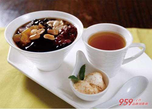 烧仙草奶茶加盟