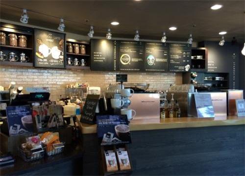 小型咖啡店加盟