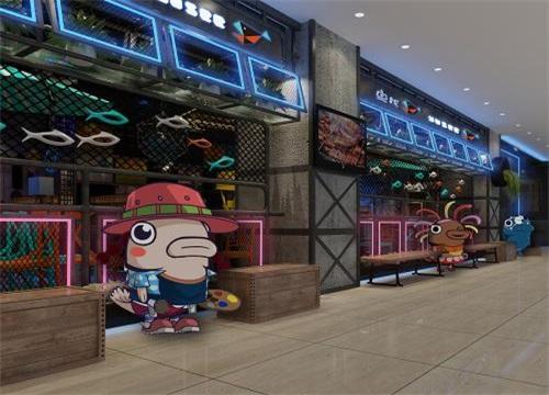 烤鱼加盟店
