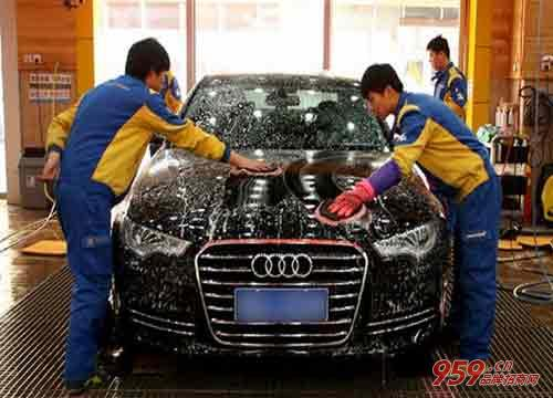 洗车王国加盟连锁店