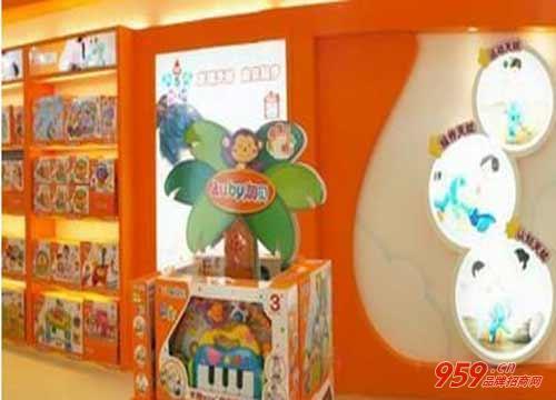 儿童益智玩具店加盟哪个好?如何加盟澳贝玩具?