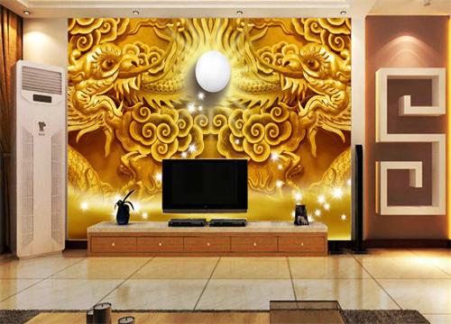 3D背景墙