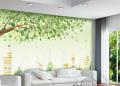 环保背景墙有哪些好品牌?环保背景墙加盟赚钱吗?