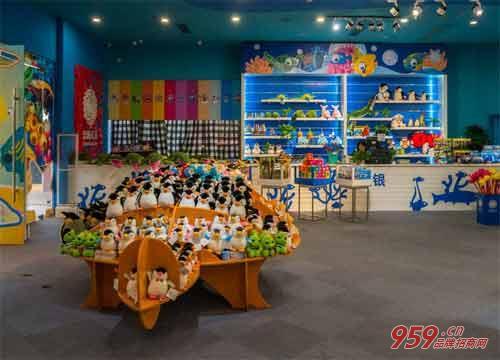 玩具店经营
