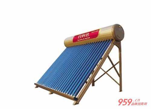 什么牌子的太阳能好?日利达太阳能五大加盟优势带您飞黄腾达!
