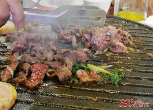 胡同里京味烤肉加盟