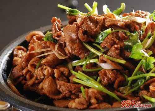 老北京炙子烤肉加盟