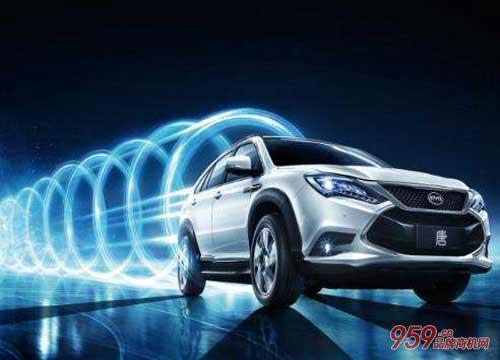 北汽新能源汽车