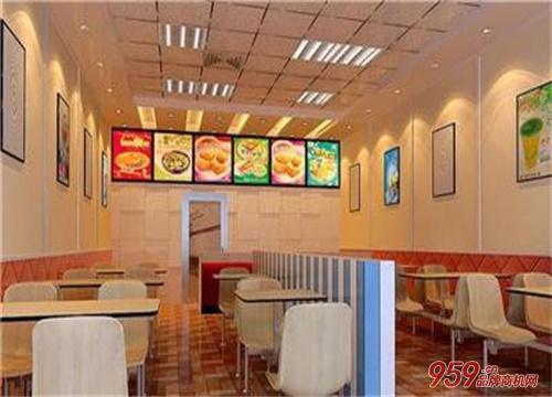快餐店选址技巧