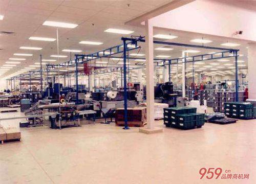 小型机械加工厂