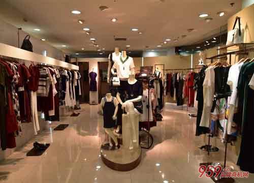开服装专卖店