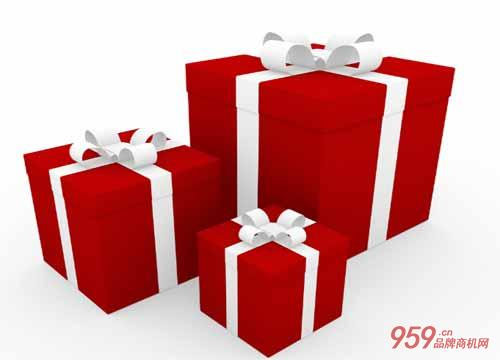 开礼品连锁加盟店